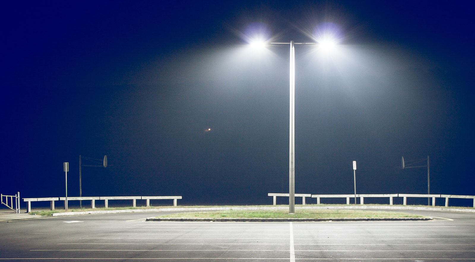 Parking lots and garages need energy efficient commercial LED lighting retrofits to keep costs down. These large areas also require updated lighting ... & Parking Lots and Garage LED Lighting Retrofits in Michigan