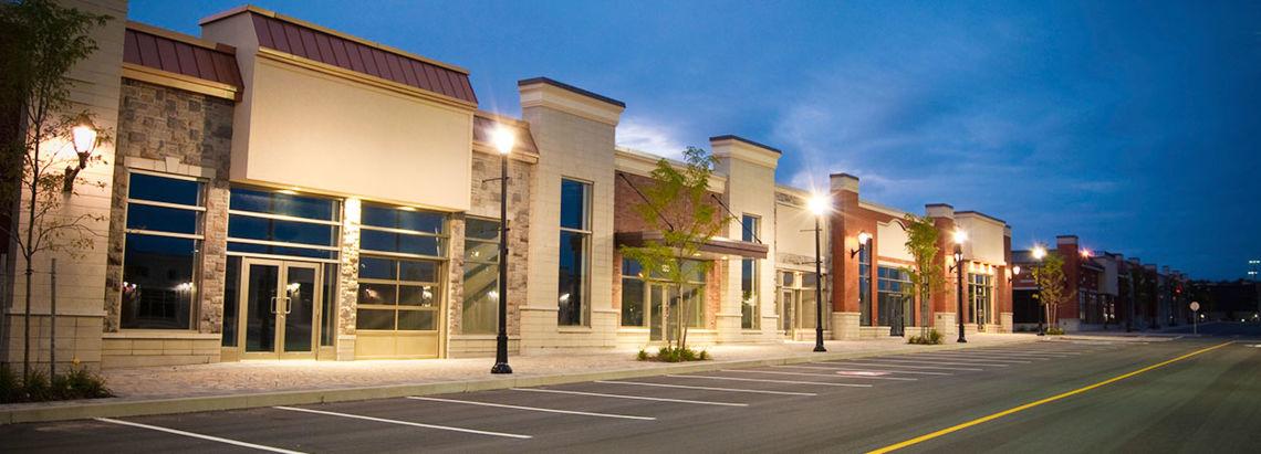 Commercial Indoor And Outdoor Lighting Installation Repair