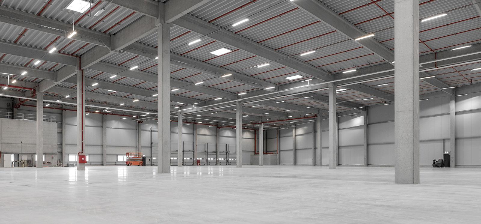 Warehouse Amp Industrial Led Retrofit Michigan